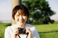 [13572] 愿你的笑容化成一股清风,带给人们一夏的清凉。