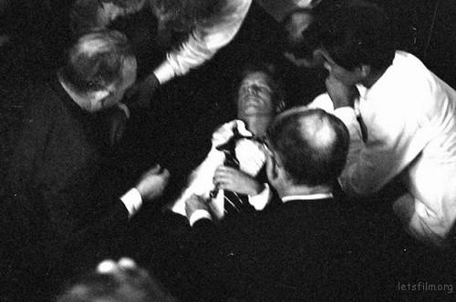 肯尼迪被刺杀现场