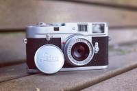 说出来你可能不信,他只花了不到五美元就买到了几乎全新的 Leica M2