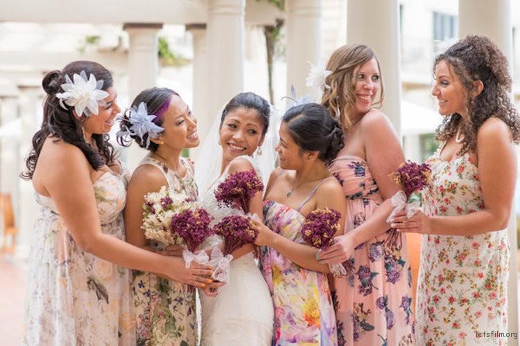 floral-bridesmaid-dresses-13