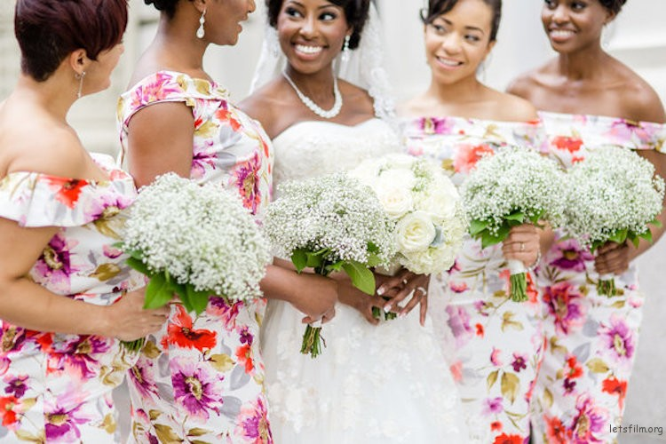floral-bridesmaid-dresses-2