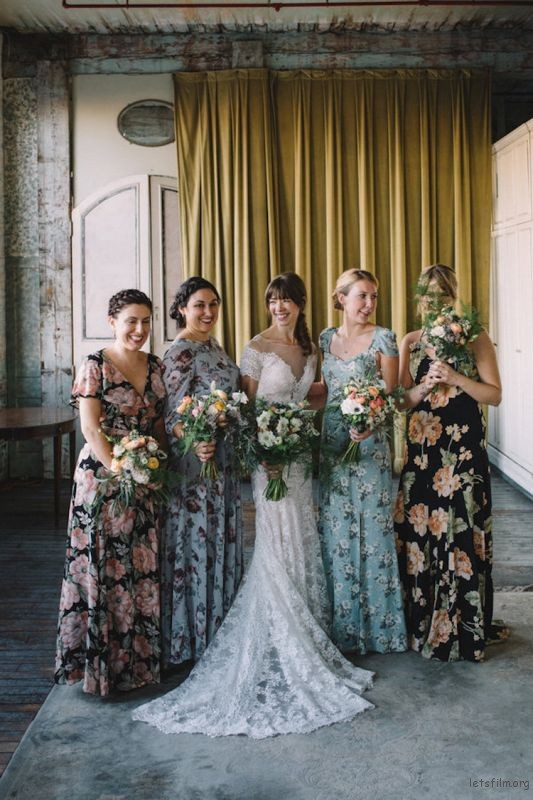 floral-bridesmaid-dresses-6
