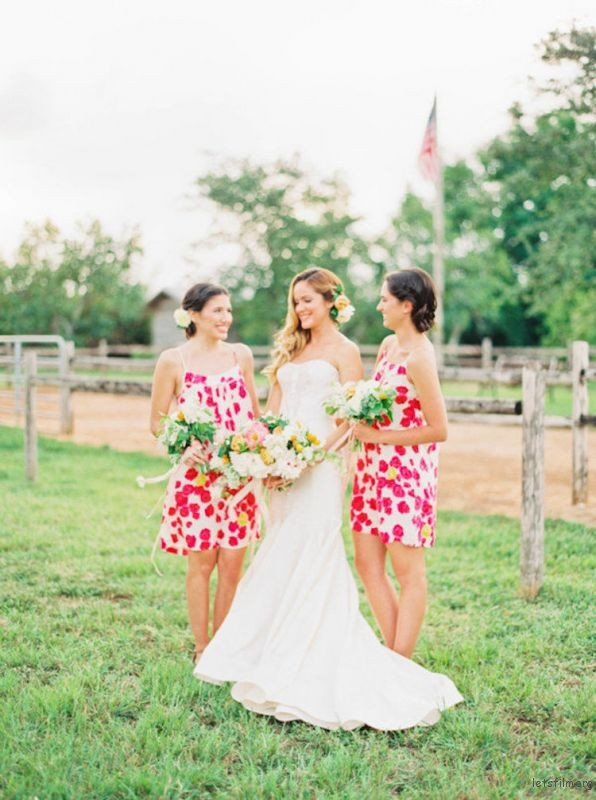 floral-bridesmaid-dresses-7