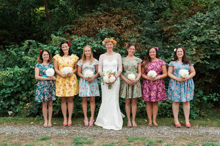 floral-bridesmaid-dresses-8