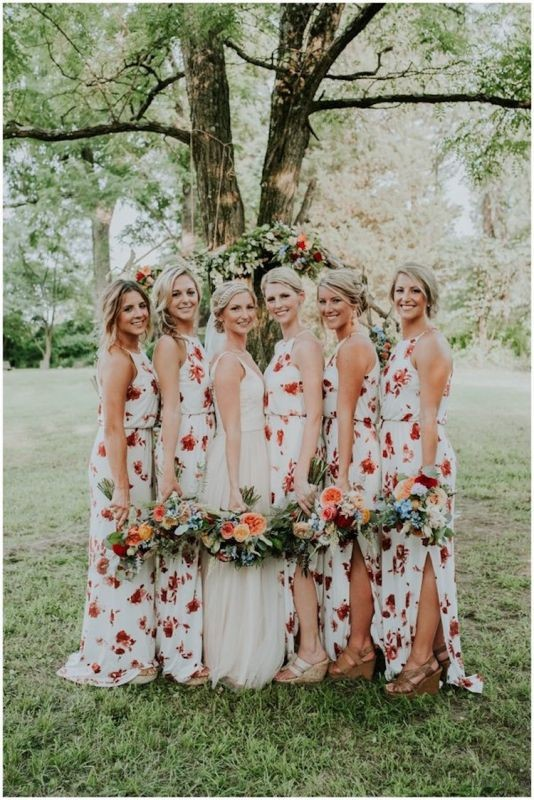 floral-bridesmaid-dresses-9