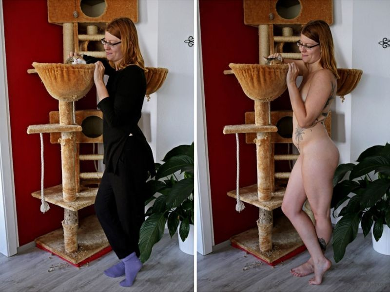people-doing-everyday-things-with-and-without-clothes-sophia-vogel-14-5927dc9d3b79a__880