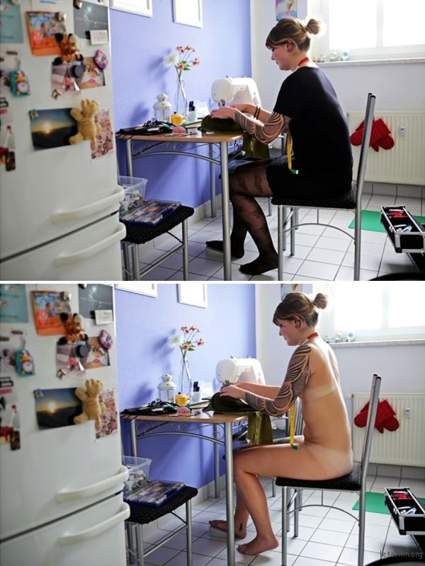 people-doing-everyday-things-with-and-without-clothes-sophia-vogel-26-5927dcbb75fca__880