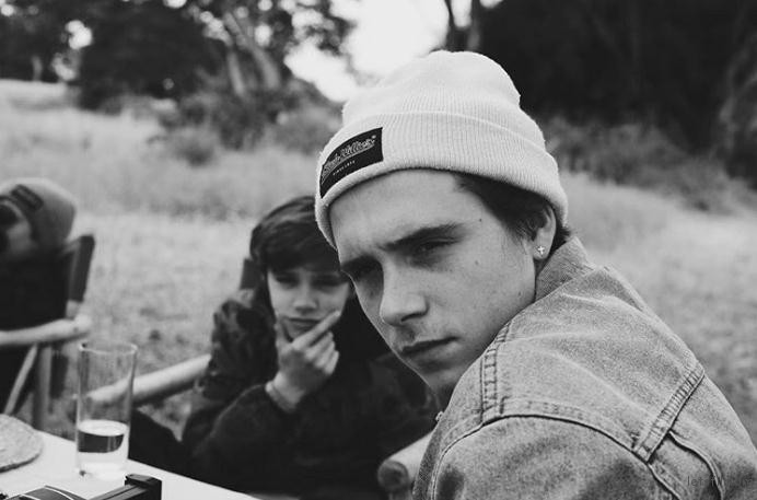 Photo by Brooklyn Beckham