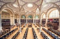 如果有天堂,那一定是图书馆的模样
