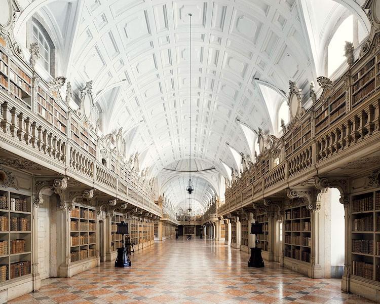 马夫拉宫,葡萄牙马夫拉,建造于 1755 年