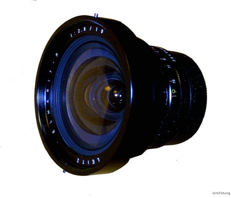 Leica 19mm f/2.8 超广角镜头