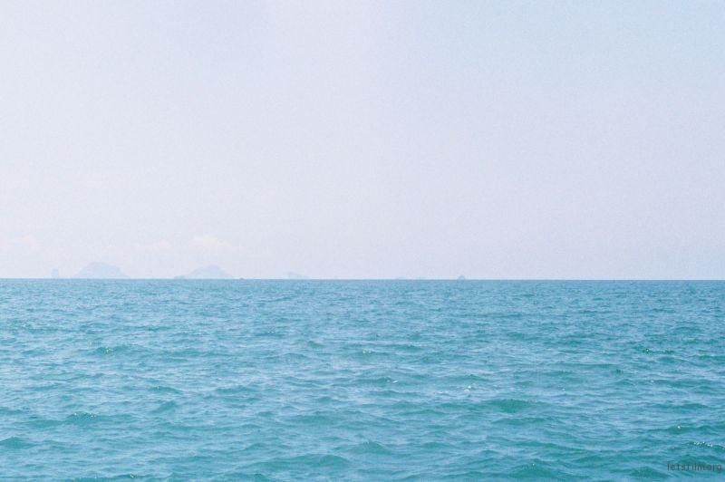 甲米|海岛