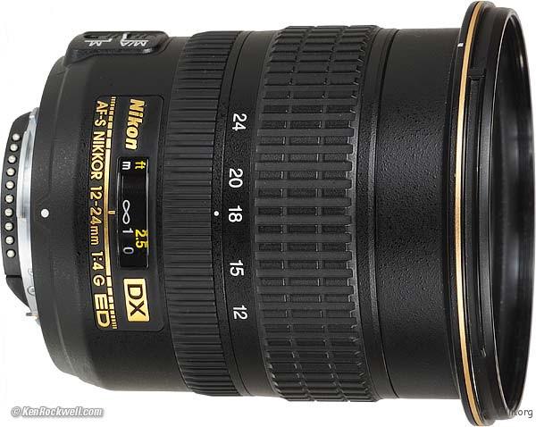Nikon 12-24mm f/4