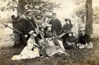 老照片 | 十九世纪的美国生活