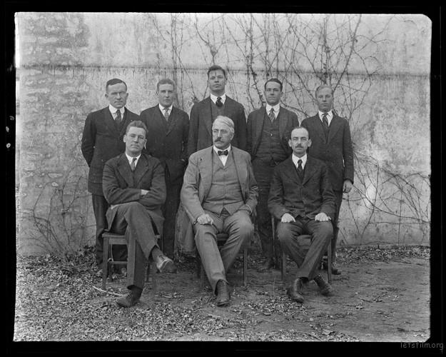 Princeton Group 1917-1919