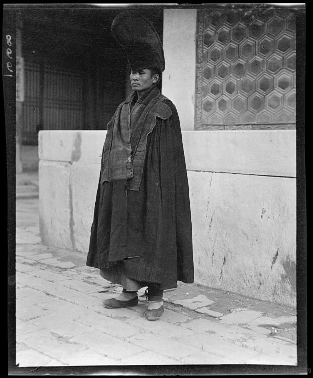 Lama Priest 1917-1919