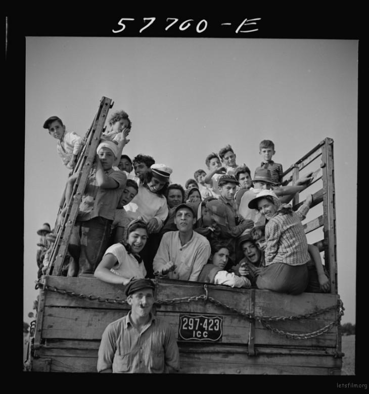 Marion Post Wolcott / 1941 / Bridgeton, Cumberland, New Jersey