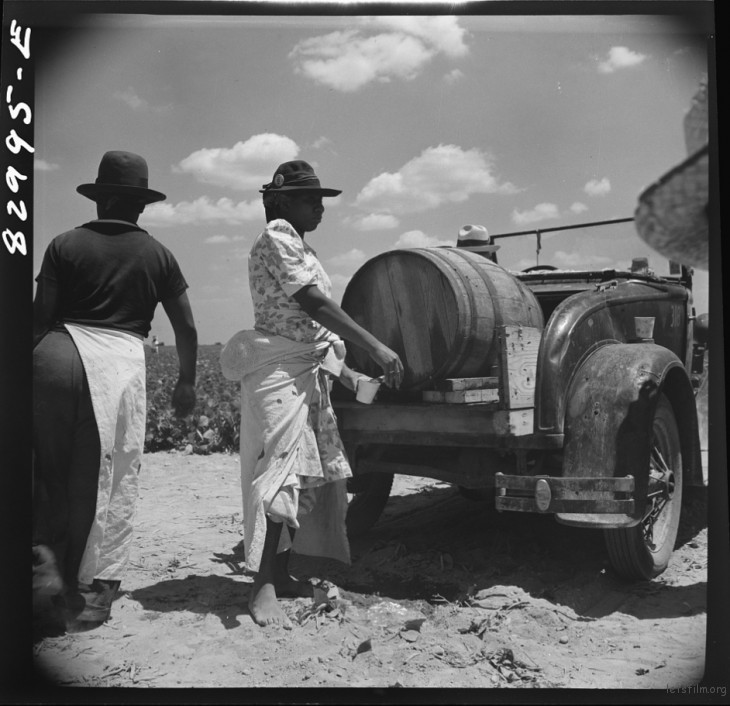John Collier / 1942 / Bridgeton, Cumberland, New Jersey
