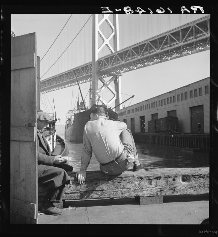 Dorothea Lange / 1937 / San Francisco, California