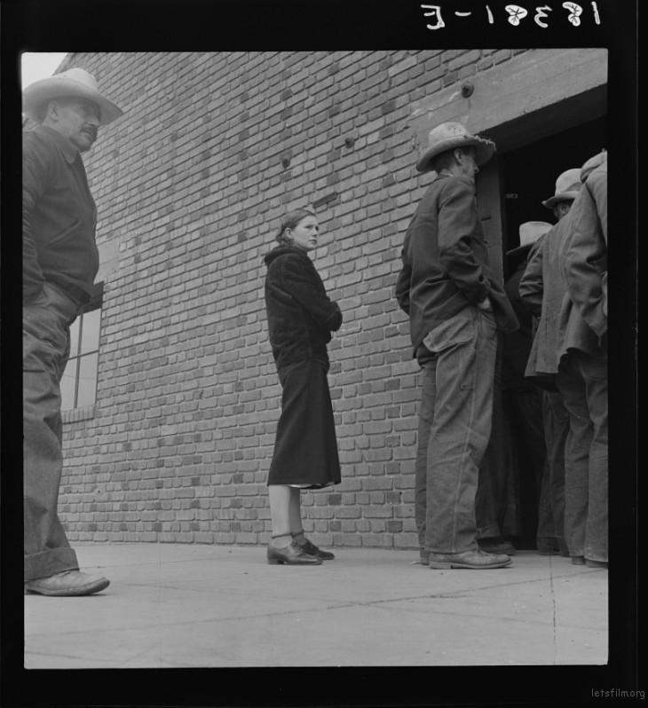 Dorothea Lange / 1938 /Kern, California