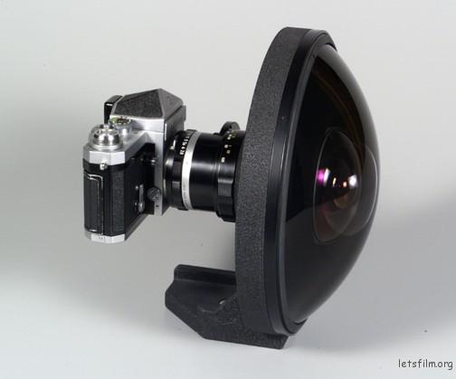Nikon Fisheye-Nikkor 6mm f/2.8