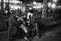 老照片 | 战后巴黎的日常生活