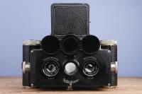 禄来的第一台相机
