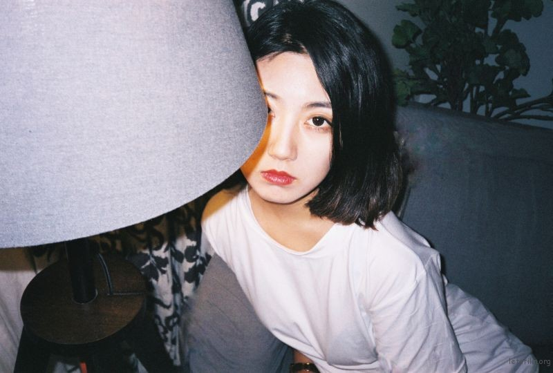 [14305] 轻扫蛾眉初成妆 顾盼生姿几多情 | 胶片的味道