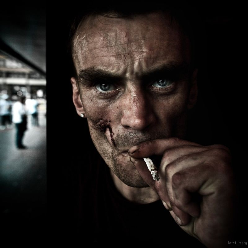 Manchester by Lee Jeffries on 500px.com