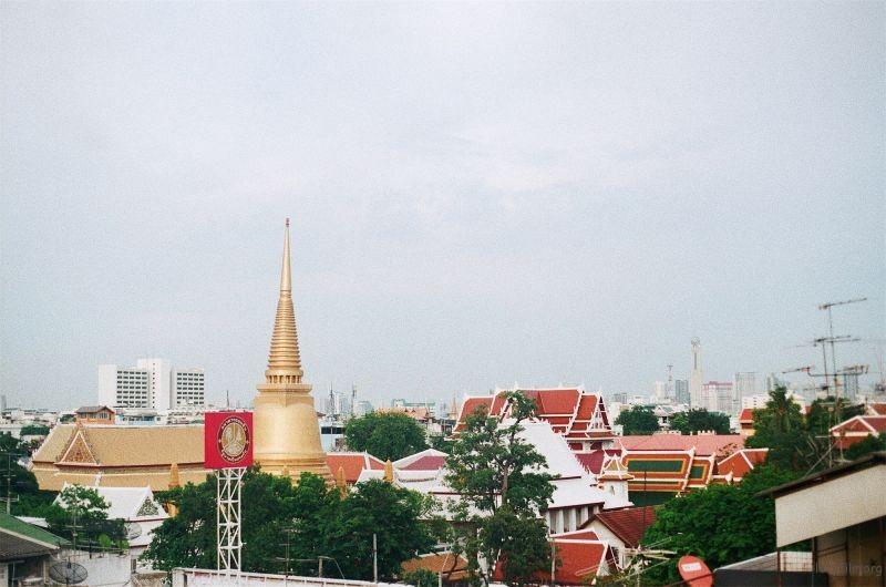 曼谷的虔诚
