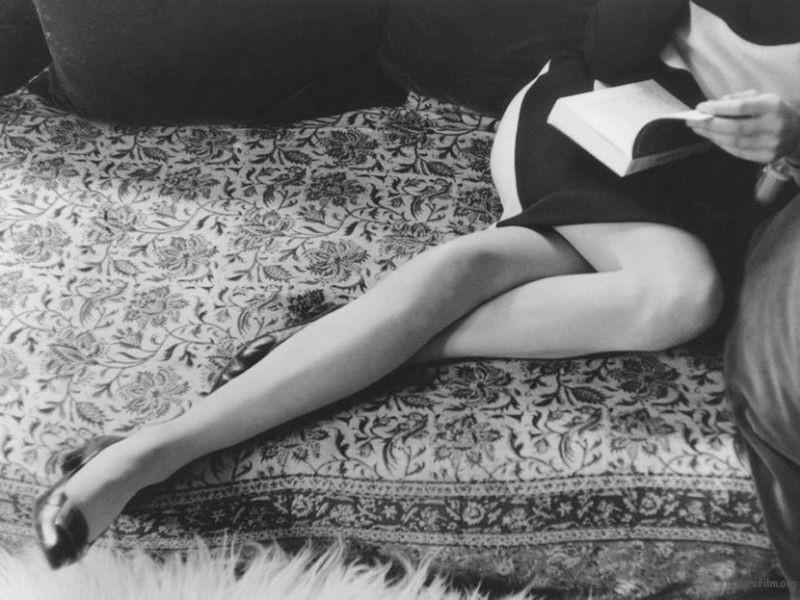 布列松 镜头下的 Martine Franck,1967