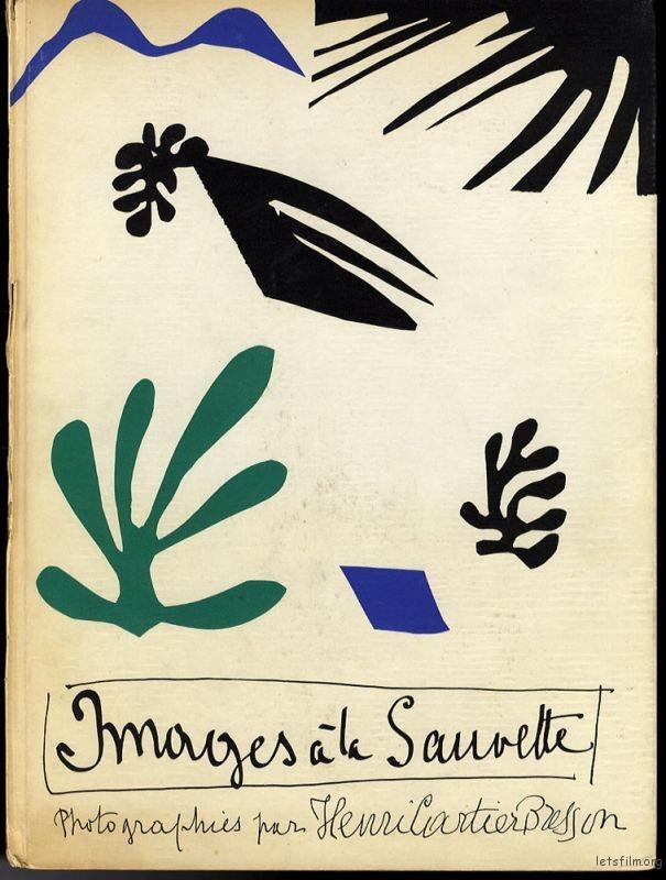由 Matisse 设计的《决定性瞬间》封面