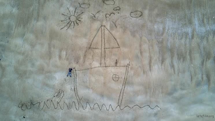 创意组:Ugo le marin by rga