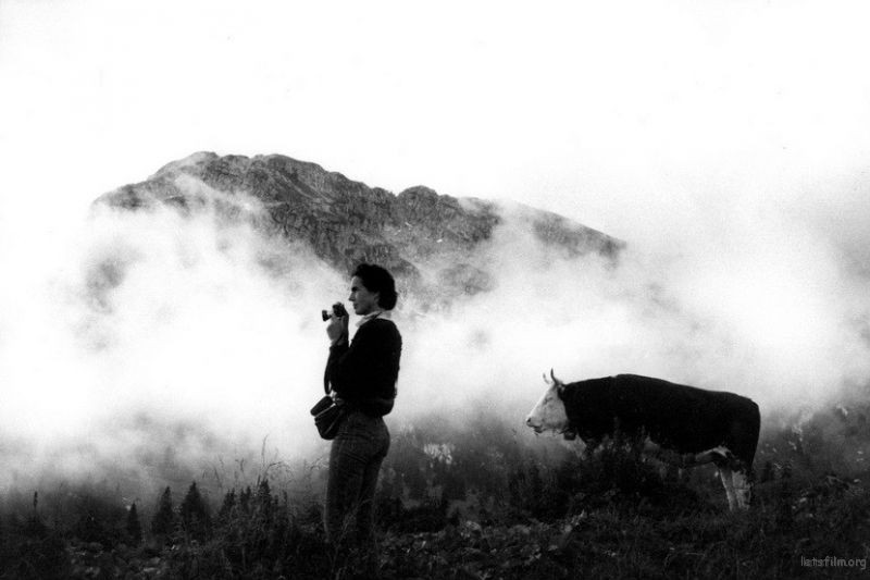 布列松 镜头下的 Martine Franck,1984