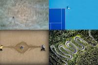 2017 国际无人机摄影大赛获奖作品