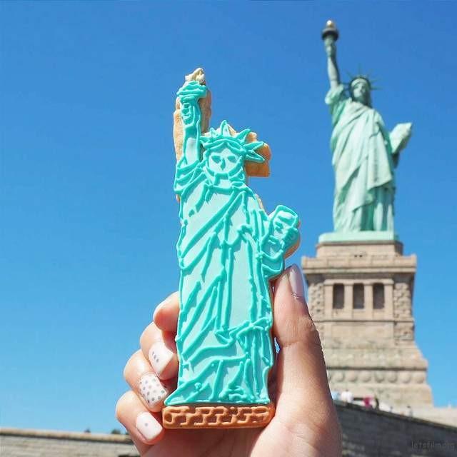 纽约自由女神