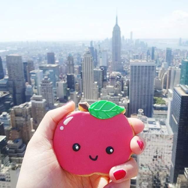 纽约红苹果