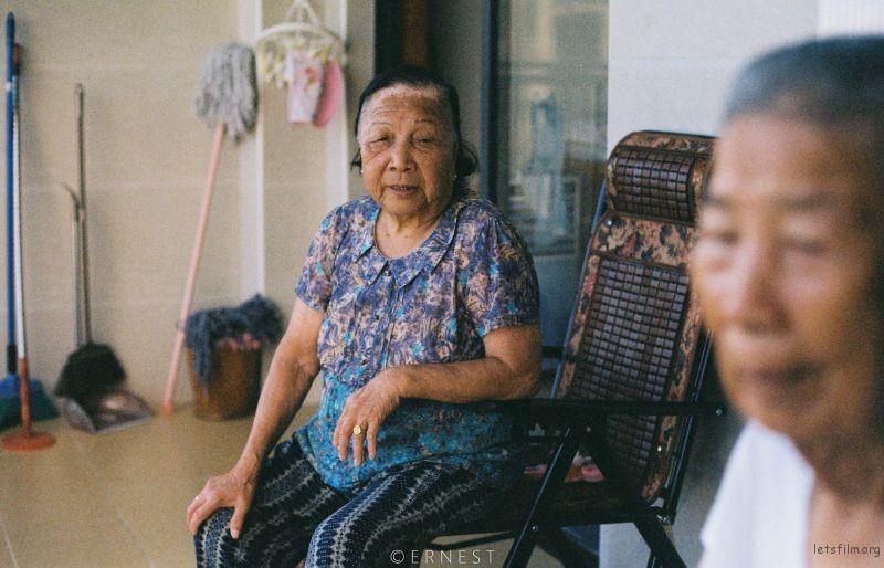 我的奶奶吴桂淑