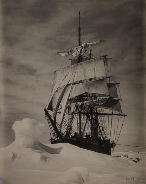 Terra Nova 考察船