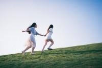 [15221] 在一个好天气 拍一组闺蜜照