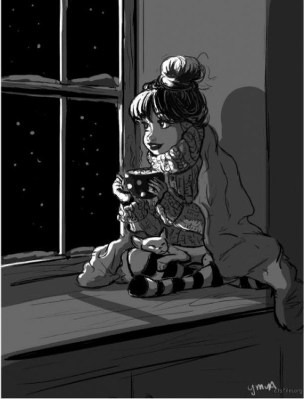 享受一个人的独处时光
