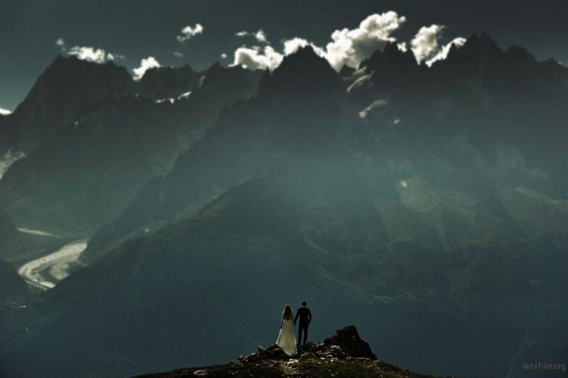 Chamonix, France by Franck Boutonnet