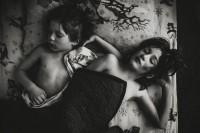 2017 上半年儿童黑白摄影比赛获奖作品欣赏