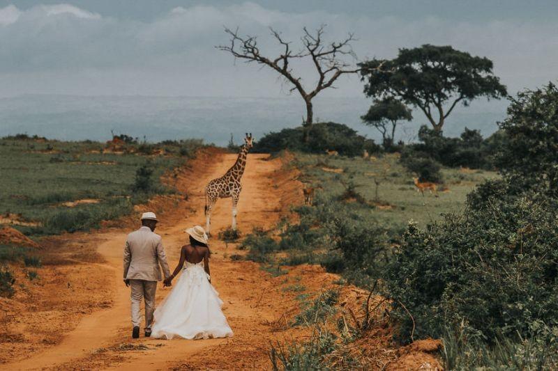 Northern Uganda, Africa by Carey Nash