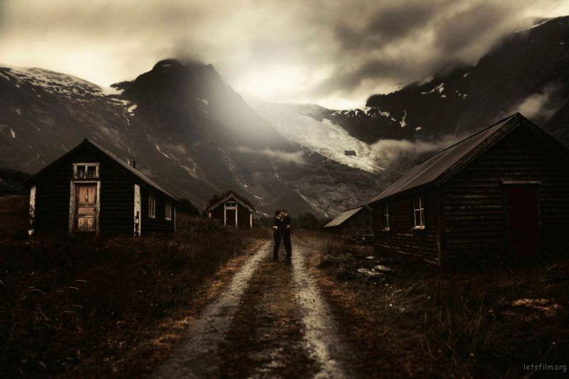 Fjærland, Norway by Frøydis Geithus