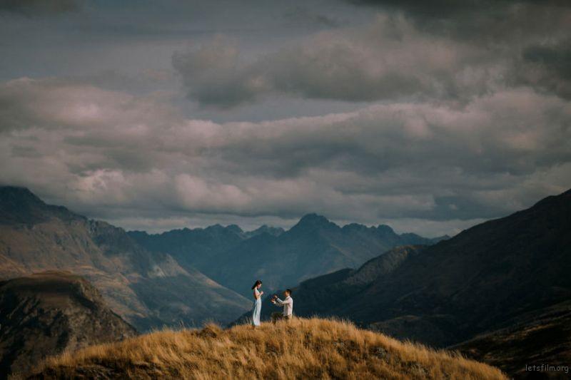 Queenstown, New Zealand by Sirjana Singh