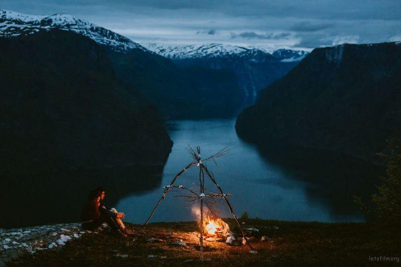 Aurland, Norway by Melanie Ng