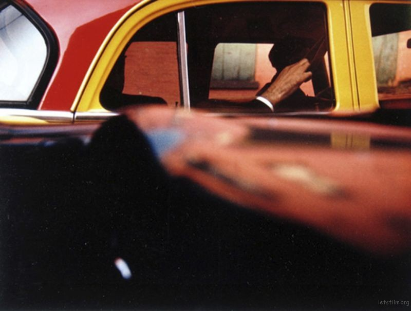 Photo by Saul Leiter