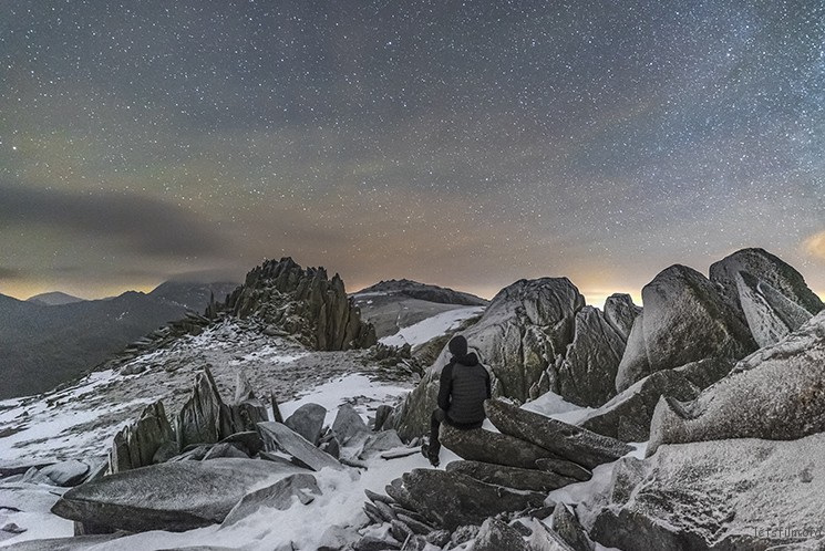 An Icy Moonscape © Kris Williams (UK)