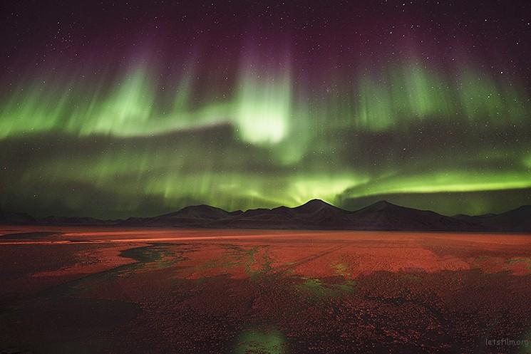 Aurora over Svea © Agurtxane Concellon (Spain)